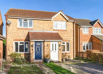 Thumbnail 2 bed semi-detached house for sale in Haddestoke Gate, Cheshunt, Hertfordshire