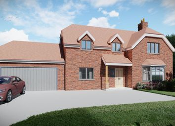 Thumbnail 4 bed detached house for sale in Plot 6, Highfields, Louth