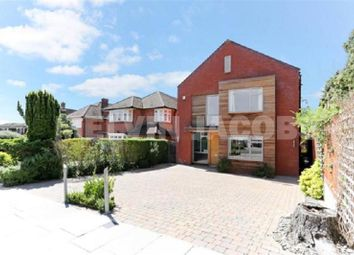 Thumbnail 5 bed detached house for sale in Edgwarebury Lane, Edgware, Greater London.