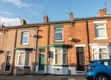 2 bed terraced house for sale in Chandos Street, Darlington DL3