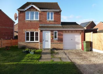 Thumbnail 3 bed detached house to rent in Granville Road, Scunthorpe