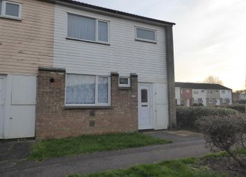 Thumbnail 3 bedroom end terrace house to rent in Risby, Bretton, Peterborough
