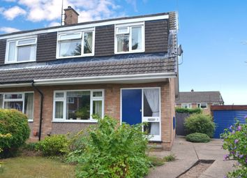 Thumbnail 3 bedroom semi-detached house for sale in Stanstead Road, Mickleover, Derby