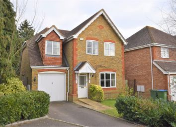 Thumbnail 4 bed detached house for sale in Lane Gardens, Esher