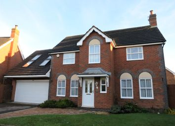 Thumbnail 5 bed detached house for sale in Pursey Drive, Bradley Stoke, Bristol