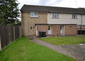 Thumbnail 2 bed end terrace house for sale in The Dashes, Harlow, Essex