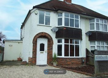 Thumbnail Room to rent in Osborne Road, Reading