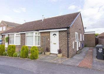 Thumbnail 2 bed bungalow for sale in Brompton Park, Brompton On Swale, North Yorkshire.