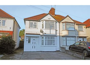 Thumbnail 3 bed semi-detached house for sale in Maytree Crescent, Watford