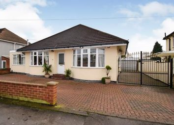 Thumbnail 4 bed bungalow for sale in Narborough Road South, Braunstone Town, Leicester, Leicestershire