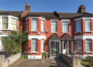 Thumbnail 3 bedroom terraced house for sale in Belsize Avenue, Palmers Green, London