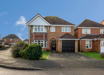 Thumbnail 4 bed detached house for sale in Romulus Gardens, Knights Park, Ashford