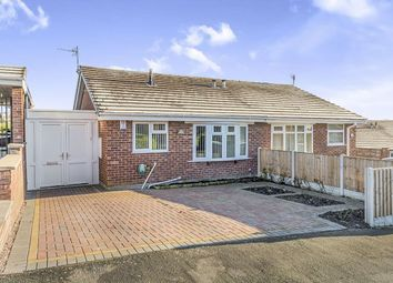 Thumbnail 2 bed bungalow for sale in Pool Street, Fenton, Stoke-On-Trent