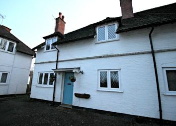 Thumbnail 3 bed cottage to rent in Old Warwick Road, Lapworth, Solihull