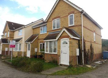 Thumbnail 2 bed property to rent in Wrights Way, Leavenheath, Colchester