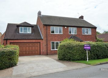 Thumbnail 5 bed detached house for sale in High Street, Bassingham