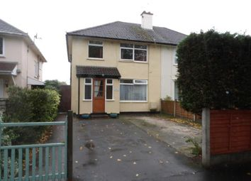 Thumbnail Property for sale in Lime Tree Avenue, Crewe, Cheshire