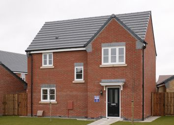 Thumbnail 3 bedroom detached house for sale in Off Hallam Fields Road, Birstall