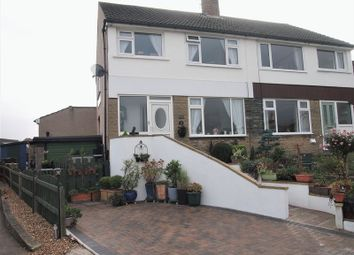 Thumbnail 3 bed semi-detached house for sale in Buckden Place, Heysham, Morecambe