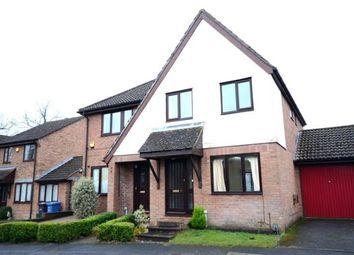 Thumbnail 3 bed semi-detached house for sale in Beveren Close, Fleet, Hampshire