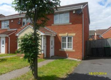 Thumbnail 2 bedroom property to rent in Addington Way, Tividale, Oldbury, Birmingham