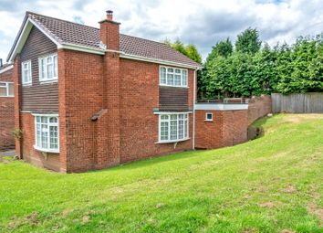 Thumbnail 3 bed link-detached house for sale in Denbury Close, Heath Hayes, Cannock