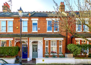 Thumbnail 4 bed terraced house for sale in Bushwood Road, Kew, Surrey