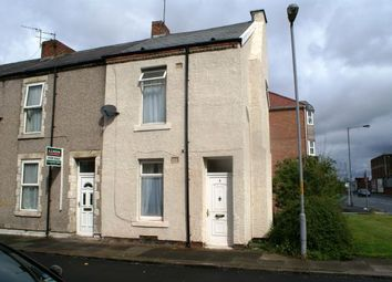 Thumbnail 2 bed end terrace house to rent in Goschen Street, Blyth