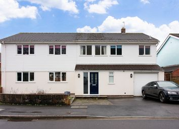 Thumbnail 5 bed detached house for sale in Wingard Close, Uphill, Weston-Super-Mare