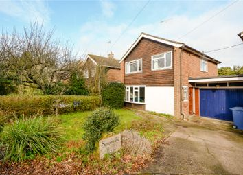 Thumbnail 3 bed detached house for sale in Holly Close, Eversley, Hook, Hampshire