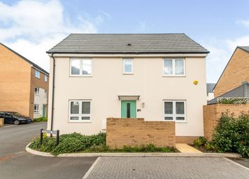 Thumbnail 3 bed detached house for sale in Columbine Road, Lyde Green, Bristol