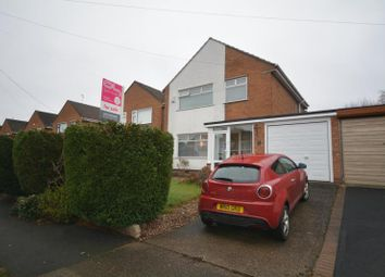 Thumbnail 3 bed link-detached house for sale in Meadow Lane, Willaston