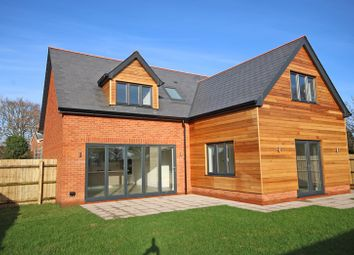 3 bed detached house for sale in Woodcock Lane, Hordle, Lymington, Hampshire SO41