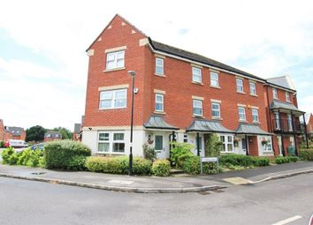 Thumbnail 4 bed end terrace house to rent in Cirrus Drive, Shinfield, Reading, Berkshire