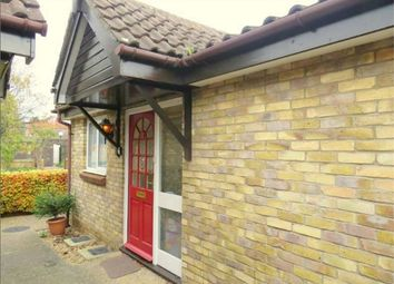 Thumbnail 2 bed semi-detached bungalow for sale in Kimbolton Court, Peterborough, Cambridgeshire