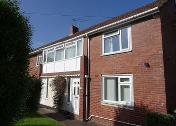 Thumbnail 2 bed maisonette to rent in Mincinglake Road, Exeter
