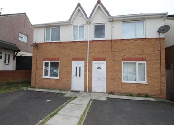 Thumbnail 3 bedroom terraced house to rent in Birbeck Road, Kirkby, Liverpool