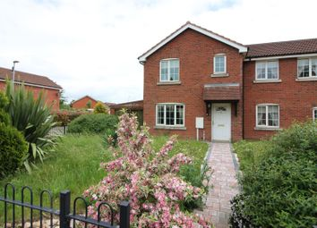 Thumbnail 3 bed semi-detached house for sale in Southgore Lane, North Leverton, Retford