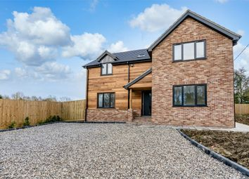 4 bed detached house for sale in Fen Road, Pidley, Huntingdon PE28
