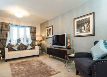 Thumbnail 2 bed flat for sale in Off Gipping Road, Great Blakenham