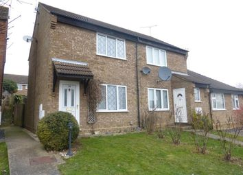 Thumbnail 2 bedroom property to rent in Sycamore Close, Belstead, Ipswich