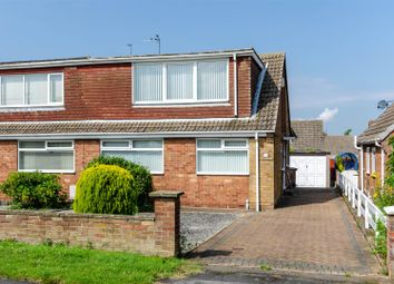 Thumbnail 3 bed semi-detached bungalow for sale in Eastfield Road, Keyingham, Hull