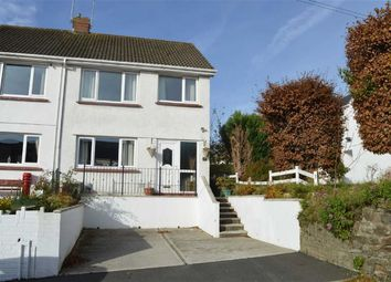 Thumbnail 3 bed semi-detached house for sale in Fairwood Road, Dunvant, Swansea