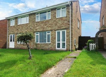 Thumbnail 3 bed semi-detached house for sale in Broadmead Walk, Swindon, Wiltshire