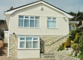Thumbnail 4 bedroom bungalow for sale in West Way, Broadstone