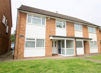 Thumbnail 2 bed maisonette for sale in Trevor Court, Horton Road, Staines-Upon-Thames, Surrey