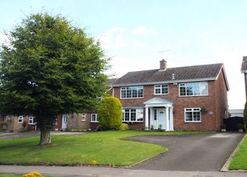 Thumbnail 4 bed property to rent in Leigh Lane, Bramshall, Uttoxeter