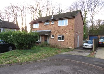 Thumbnail 4 bed detached house for sale in The Copse, Fareham