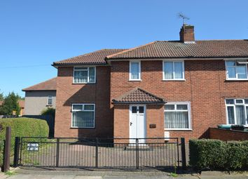 Thumbnail 4 bed semi-detached house for sale in Hillyard Road, Hanwell