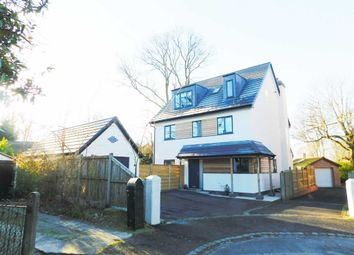 Thumbnail 4 bed detached house for sale in Oak Avenue, Romiley, Stockport